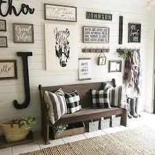 Church Pew Home Decor 1515 Best Decorating U0026 Diy Decor Images On Pinterest
