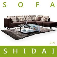 Modern L Sofa G172 Modern L Shaped Chesterfield Sofas Modern Home Center Sofa