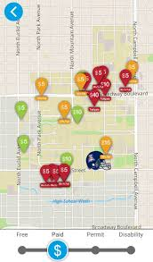 University Of Utah Parking Map by Arizonawildcats Com University Of Arizona Athletics