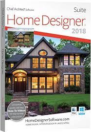 home designer suite amazon com chief architect home designer suite 2018 dvd