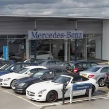 mercedes retail manchester car dealers ashton