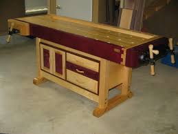 Woodworking Bench Vise Plans Woodworkers Bench Treenovation