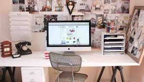 Office Desk Deco Stunning Office Desk Decoration Ideas Wallpaper Home Decor
