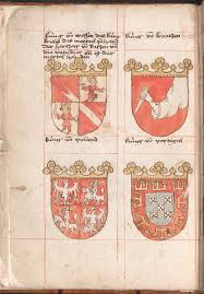 stuttgart coat of arms matthew paris and others now in digitised armorials list