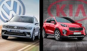 cuál es mejor el kia sportage o el vw tiguan 2016 autobild es