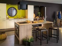 cuisson cuisine ilot central avec evier et plaque de cuisson cuisine en image with