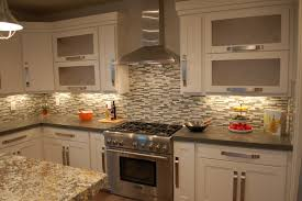 small tile backsplash in kitchen 9 best kitchen granite countertops with tile backsplash ideas