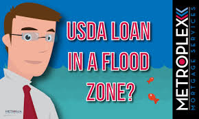 usda requirements for properties in a flood zone usda loan pro