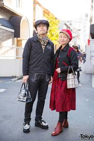 classic harajuku rockabilly street style w johnny kool good