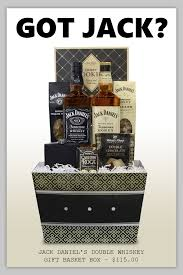 whiskey gift basket build a basket home