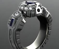 r2d2 wedding ring d2 engagement ring