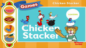 abc games free alphabet games for kids chicken stacker youtube