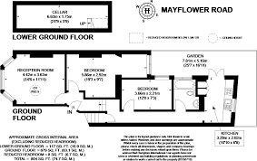 mayflower floor plan 2 bedroom apartment for sale in mayflower road london sw9 sw9