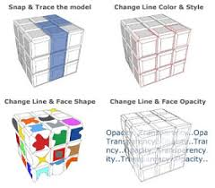 sketchup layout line color retired sketchup blog modifying sketchup models in layout