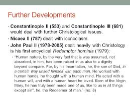 Council Of Constantinople 553 In The Of The Church Introduction To Catholicism Fr