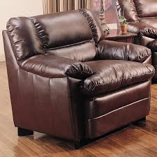 Best Leather Chair And Ottoman Best Choice Of Overstuffed Leather Chair 28 Images Club In