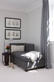 bedroom chaise chic bedroom reading corner is filled with a white roll arm chaise
