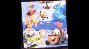 Disney Scary Storybook Collection Disney Disney Pixar Storybook Collection Cars The Fast Track