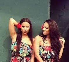 what color is cyn santana new hair color cyn santana and erica mena google search triples polygamy
