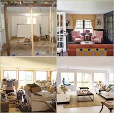 living room renovation living room renovation before and after www lightneasy net