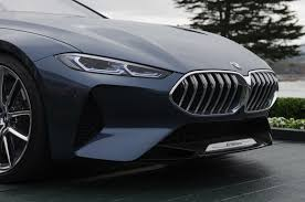 si e auto pebble bmw serie 8 concept al debutto a pebble bmwnews