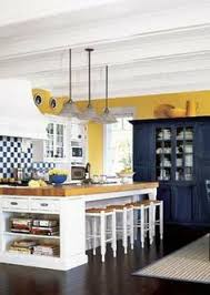 Yellow Kitchen Cabinets - 25 gorgeous paint colors for kitchen cabinets and beyond