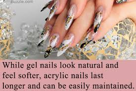 gel nails create perfect nails using nail forms acrylic nails vs gel nails let u0027s dissect each difference