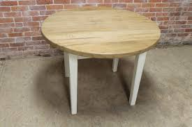 Drop Leaf Farm Table Round Farm Table With Drop Leaves Ecustomfinishes