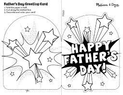 free printable card father u0027s melissa u0026 doug blog kids