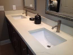 Custom Cultured Marble Vanity Tops Quartz Vanity Tops For Bathrooms Bathroom Decoration
