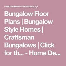 Floor Plan Bungalow Best 25 Bungalow Floor Plans Ideas Only On Pinterest Bungalow
