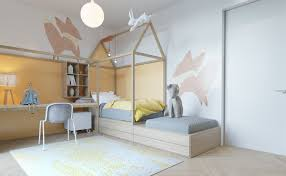 Kid Bedroom Ideas An Awesome Kids Bedroom Ideas With Pastel Color Roohome