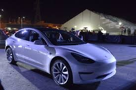 further delay for production of tesla model 3 gopress mobility