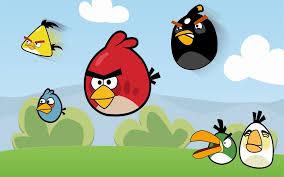 angry bird cartoon hd pics hd wallpapers rocks