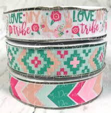 designer ribbon 7 8 my tribe us designer ribbon aztec ribbon