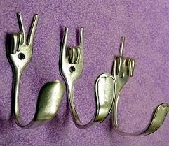 15 creative ideas for diy upcycling hooks interior design ideas