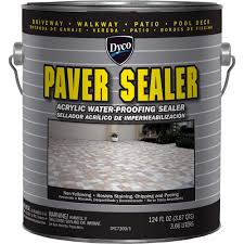 Sealing A Paver Patio by Seal Krete 1 Gal Satin Clear Seal Concrete Protective Sealer