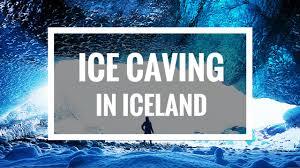 Ice Caving On Iceland U0027s Breidamerkurjokull Glacier Youtube