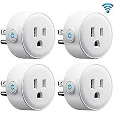 smart items for home wifi smart plug mini gmyle smart home power control socket remote