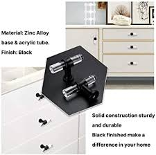 kitchen cabinet knobs black and white acrylic knobs for chest of drawers lontan kitchen drawer