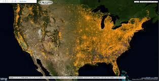 United States Map By Population by Censusviewer U2013 Screenshots And Example Images