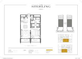 introducing the sterling in the burj khalifa district