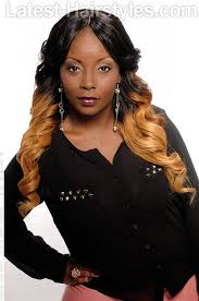 ombre weave 15 weave styles to rock just in time for this season