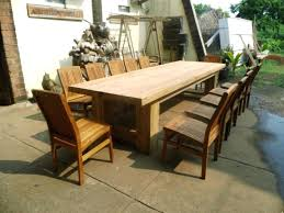 Distressed Wood Dining Table Rustic Wood Outdoor Dining Table Handmade Furniture Of Rustic
