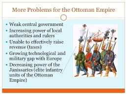 Ottoman Power by The Ottoman Empire And The West In The 19th Century Ppt Video