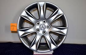 lexus factory wheels for sale sold oem mdx advance 19x8 5 wheels set of 4 mdx tl rl zdx