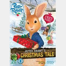 rabbit dvds rabbit s christmas tale dvd beatrix potter shop