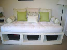 queen daybed frame diy bed ideas creative and full size frame
