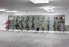 Garage Interior Wall Ideas Fashionable Bike Storage Ideas For Your Home Or Garage Modern