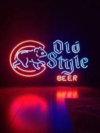 cheap light up beer signs samuel sam adams neon beer sign bar pub light up man cave real neon
